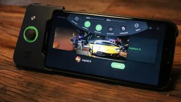 Игровой мегалодон: обзор смартфона Xiaomi Black Shark