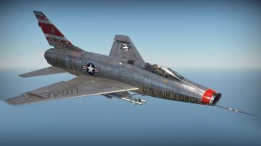 """Сверхзвуковые самолеты и управляемые ракеты """"воздух-воздух"""" в War Thunder"""
