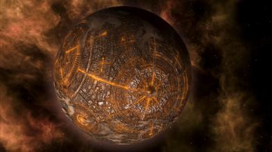 Для космической стратегии Stellaris вышло дополнение MegaCorp