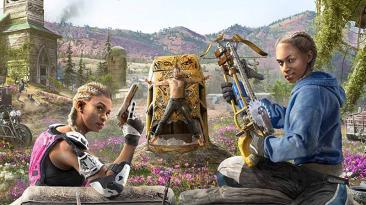 В сеть утекла обложка Far Cry: New Dawn