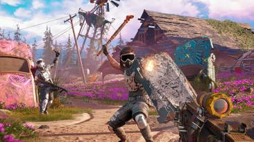 Ubisoft официально анонсировала Far Cry New Dawn - прямой сиквел Far Cry 5