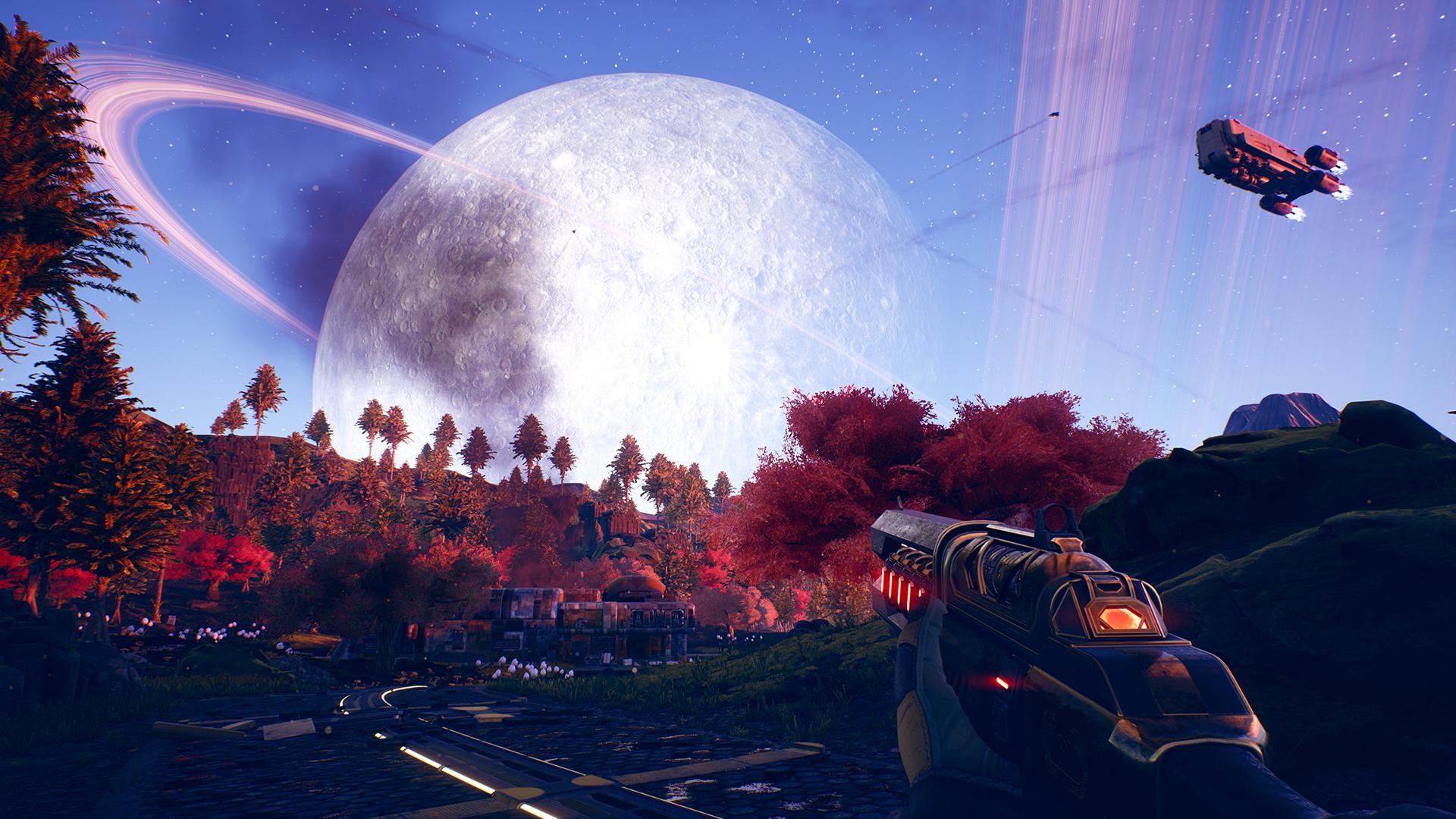 Obsidian анонсировала свою новую RPG- Fallout-подобную The Outer Worlds