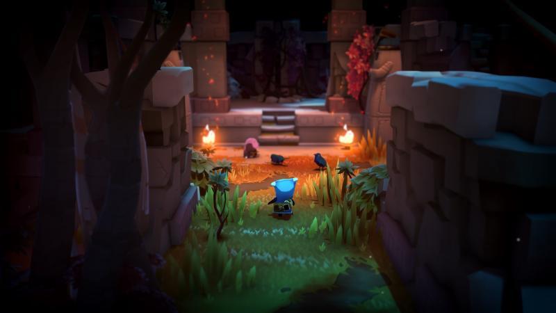Разработчики No Man's Sky из Hello Games анонсировали адвенчуру The Last Campfire