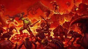 Bethesda празднует 25-летний юбилей Doom