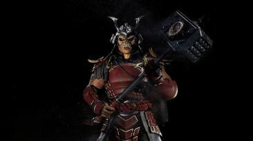 Первый взгляд на Шао Кана в Mortal Kombat 11 и подробности игры