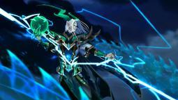 Зимний ивент и новый чемпион в играх серии Battlerite