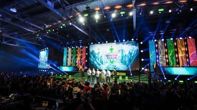 Международный турнир по Dota 2 MegaFon Winter Clash собрал 10 миллионов просмотров