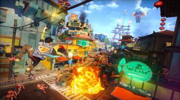 Для PC-версии Sunset Overdrive вышел второй патч