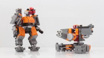 В России стартовали предзаказы на комплекты LEGO Overwatch