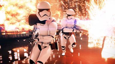 В Star Wars: Battlefront 2 теперь можно официально играть через EA Access