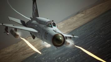 Полное прохождение Ace Combat 7: Skies Unknown может занять до 50 часов
