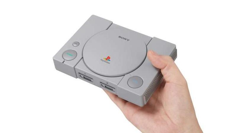 В одной только Японии за первую неделю продано более 120 000 консолей PlayStation Classic