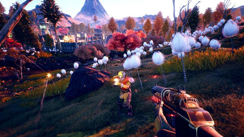 The Outer Worlds не сможет похвастаться масштабами Fallout: New Vegas