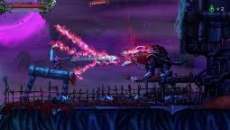 В Steam появилось демо хеви-метал платформера Valfaris