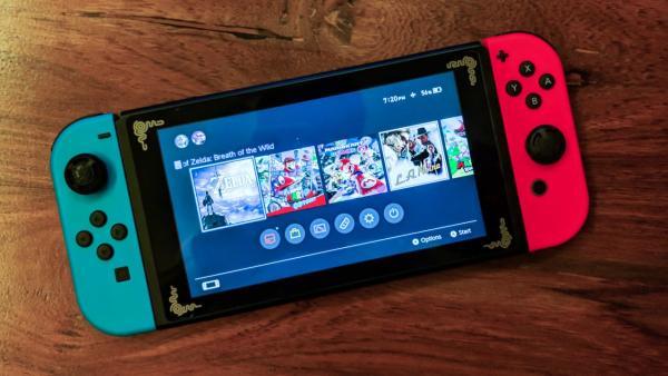 Nintendo Switch стала самой быстро продающейся консолью в США