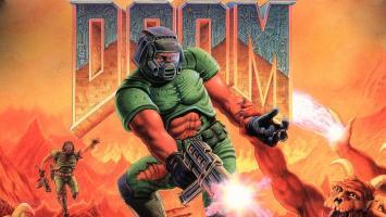 Текстуры оригинального Doom были улучшены с помощью нейросети
