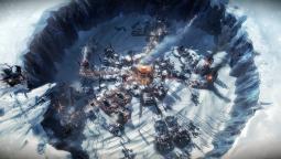 Мрачная Frostpunk получила рождественское обновление