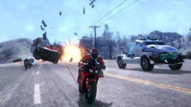 Road Redemption вышла на Xbox One