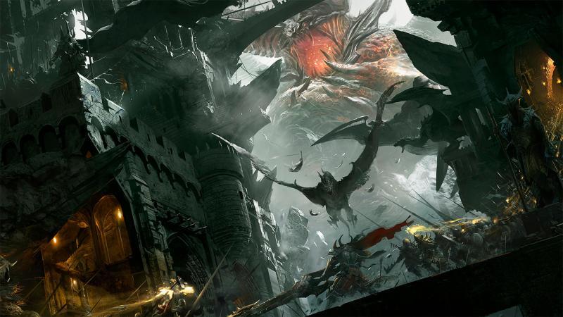Изометрическая action-RPG Lost Ark получила издателя в СНГ
