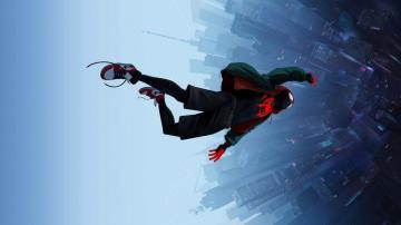 """""""Человек-паук: Через вселенные"""" - почти шедевр?"""