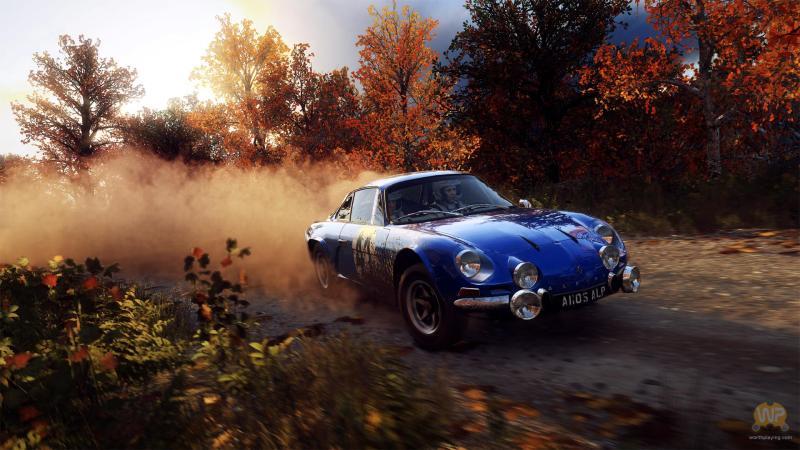 Взгляните на легендарные раллийные автомобили в трейлере DiRT Rally 2.0