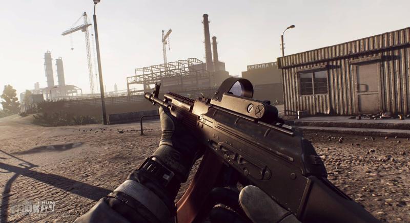 Разработчики Escape from Tarkov анонсировали крупный апдейт и поделились планами на год
