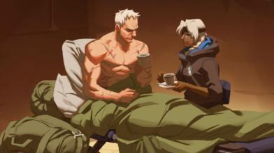Еще один персонаж Overwatch подтвержден как представитель ЛГБТ