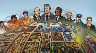 Paradox купила права на Prison Architect