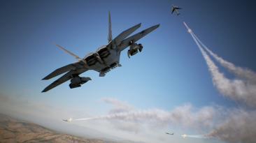 Представлен трейлер мультиплеера Ace Combat 7: Skies Unknown