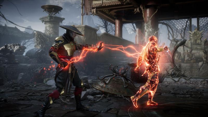Опубликована официальная обложка Mortal Kombat 11. Она напоминает Battlefield