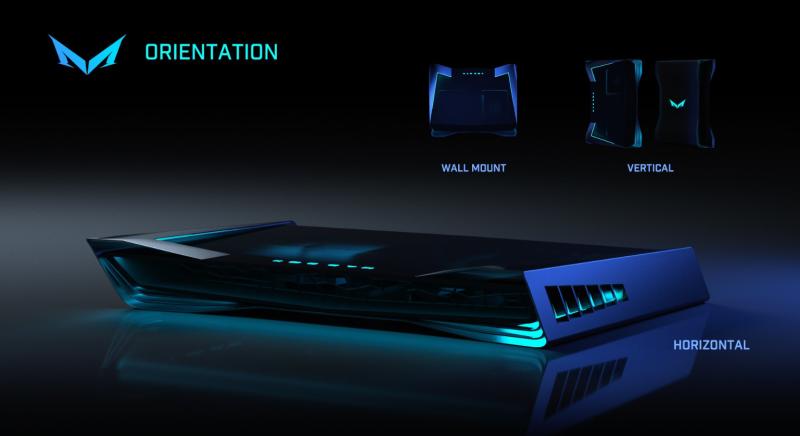 Иэн Белл показал финальный дизайн консоли Mad Box
