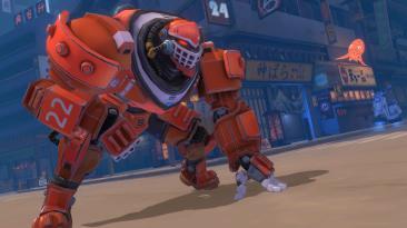 Вышел новый трейлер Metal Revolution, 2.5D файтинга про роботов