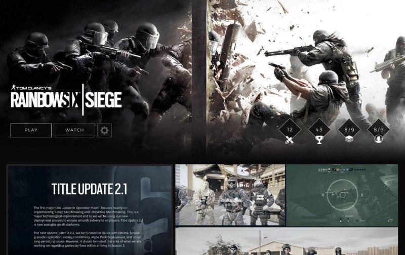 Steam получит редизайн в этом году