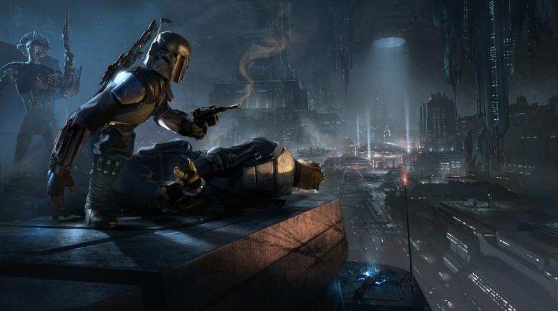 Игра по «Звездным войнам» от EA была отменена
