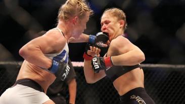Боец UFC и актриса Ронда Раузи озвучивает Соню Блейд в Mortal Kombat 11