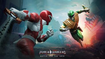 Файтинг Power Rangers: Battle for the Grid получил официальный анонс