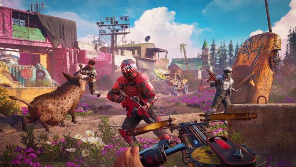 Ubisoft рассказала о «легких» ролевых механиках в Far Cry: New Dawn