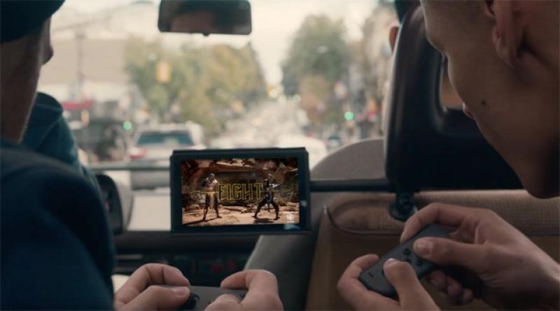 Версию Mortal Kombat для Switch делает не NetherRealms