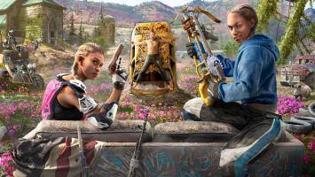 Вышел новый сюжетный трейлер Far Cry: New Dawn