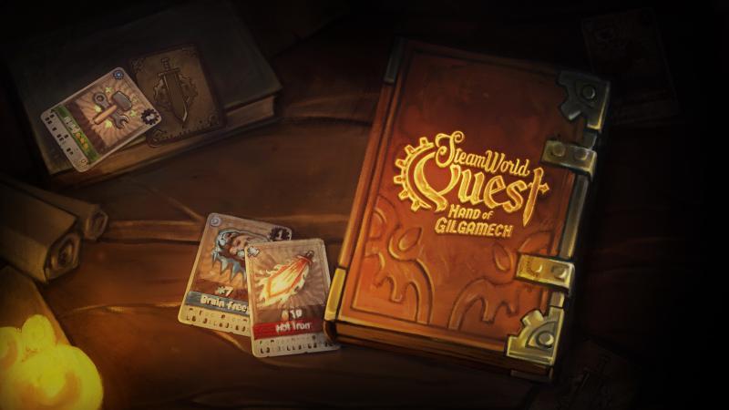 Анонсирован SteamWorld Quest - новый временный эксклюзив Nintendo Switch