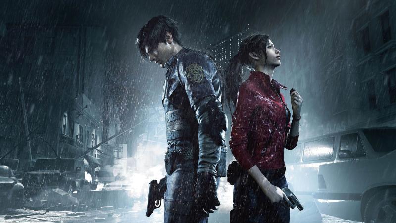 Суровый ликбез: обзор Resident Evil 2 Remake