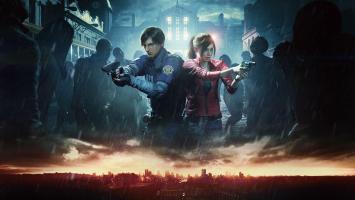 В PSN появилась бесплатная тема Resident Evil 2 для ShareFactory