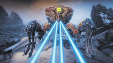 Сегодня дополнение Fortuna: the Profit-taker для Warframe появится на PS4 и XBOX One