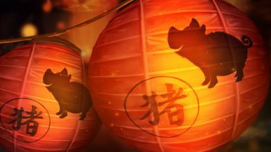 Hearthstone празднует Лунный Новый Год