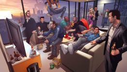 """Забавный ролик """"GTA в реальной жизни"""" от турецких фанатов серии"""