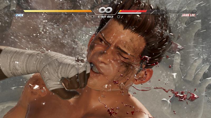 Dead or Alive 6 работает в 1080p на PS4 Pro и 4К на XBOX One X