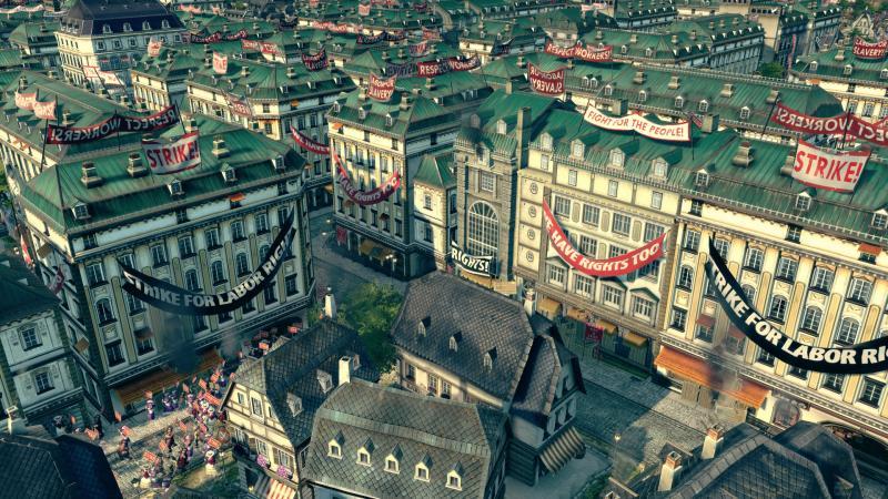 Градостроительный симулятор Anno 1800 получит открытую бету в начале апреля