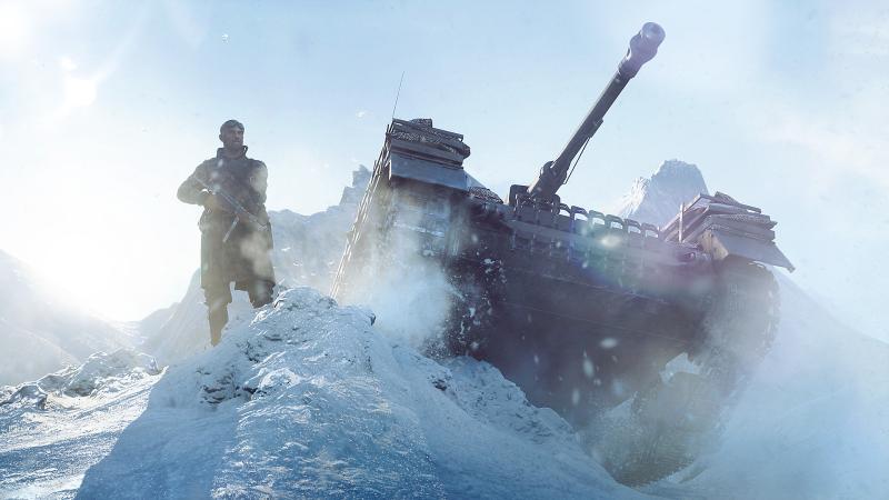 Очередное обновление для Battlefield V выйдет завтра