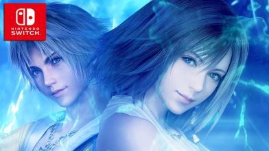 """""""Бука"""" издаст Final Fantasy X/X-2 и Final Fantasy XII в России для Switch"""