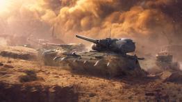 World of Tanks готовится к празднованию 23 февраля